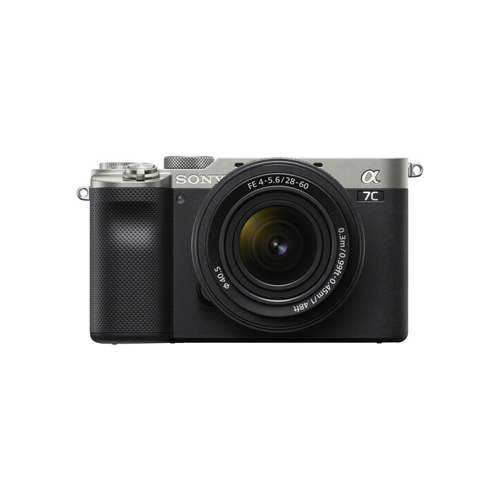 Sony Alpha a7C Mirrorless Digital Camera with 28-60mm Lens