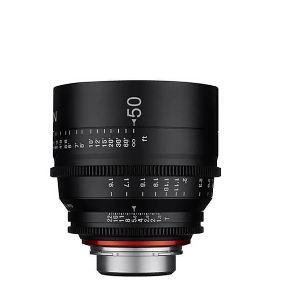 Xeen 50mm T1.5 Lens for Sony E-Mount