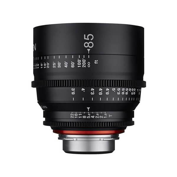 Xeen 85mm T1.5 Lens for Sony E-Mount