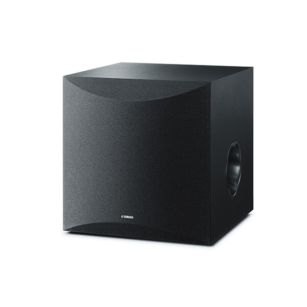 """Yamaha NS-SW100 Powered Subwoofer with 10"""" Driver"""
