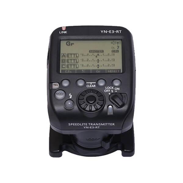 Yongnuo YN-E3-RT Flash Speedlite Transmitter for Canon