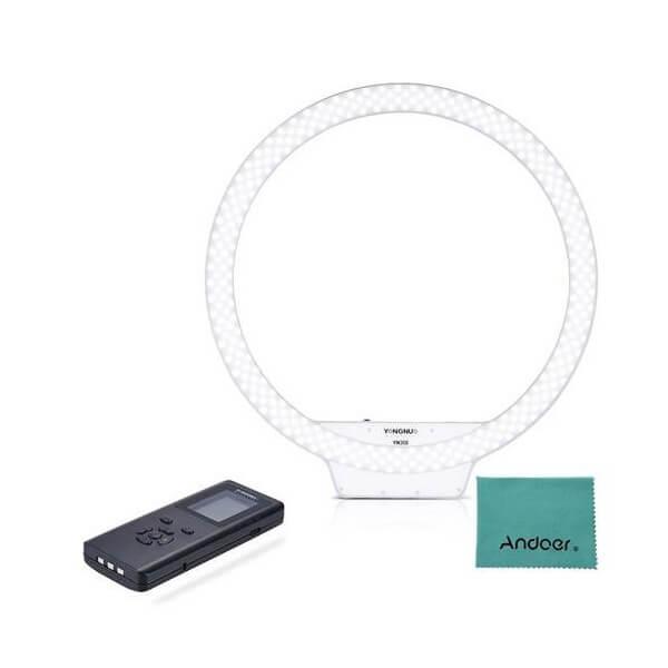 Yongnuo YN308 Wireless Remote LED Ring Video Light