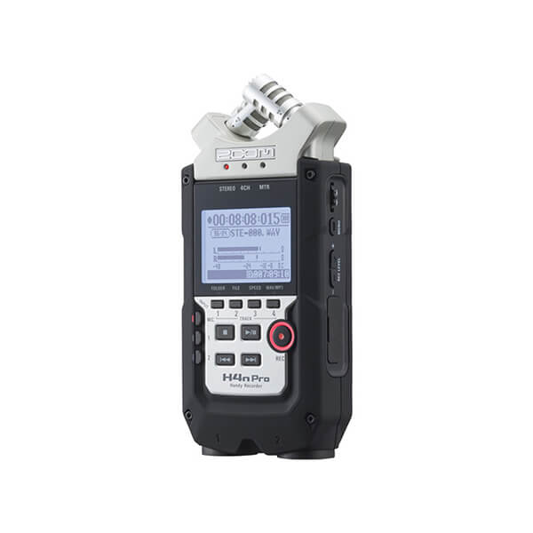 Zoom Channel Handy Recorder - H4n Pro