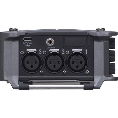 Zoom F6 6-Input / 14-Track Multitrack Field Recorder