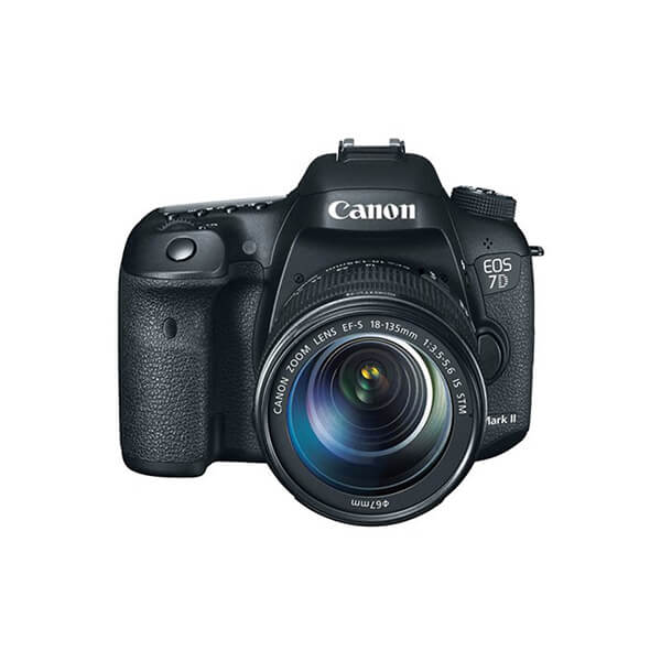 Canon 7D Mark II With 18-135 IS
