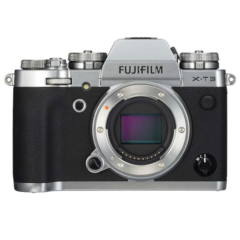 Fujifilm X-T3 Mirrorless Digital Camera with XF 16-80mm lens