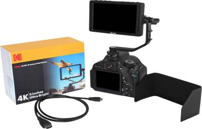 Kodak 4K M5 Broadcast Field Monitor