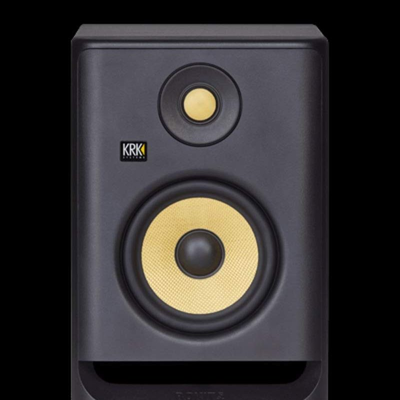 "KRK ROKIT 5 G4 5"" 2-Way Active Studio Monitor"