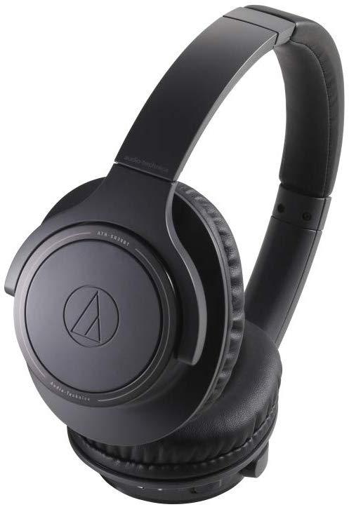 Audio-Technica ATH-SR30BT Wireless Over-Ear Headphones (Black)