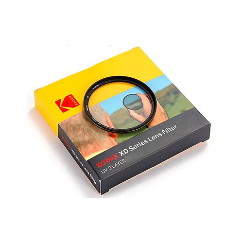 Kodak XD Series 49mm 2 Layers UV Filter Online Buy Mumbai India 01
