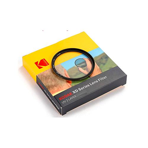 Kodak XD Series 58mm 2 Layers UV Filter Online Buy Mumbai India 01