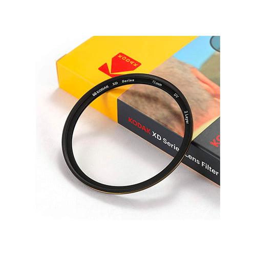 Kodak XD Series 72mm 2 Layers UV Filter Online Buy Mumbai India 01