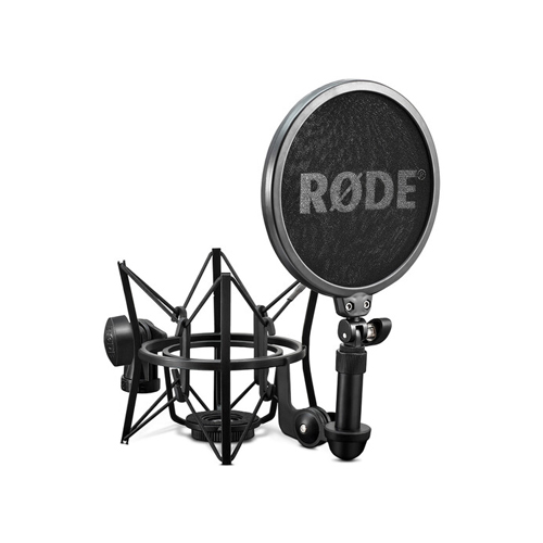 Rode SM6 Shock Mount with Detachable Pop Filter Online Buy Mumbai India 01