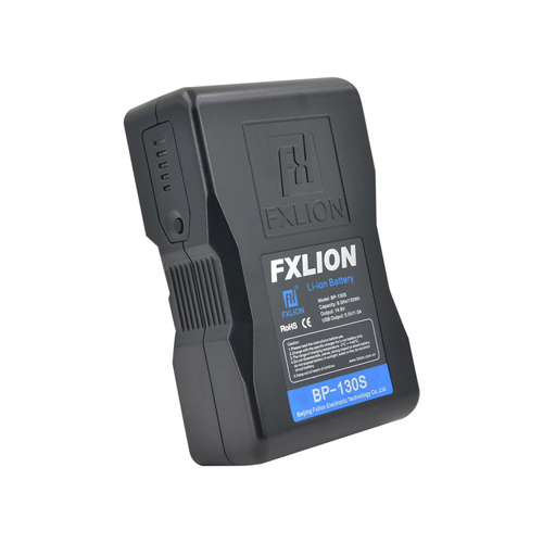 Fxlion BP 130S V Mount Battery Online Buy Mumbai India 01