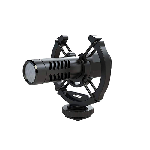 Mirfak Audio N2 On Camera Microphone Online Buy Mumbai India 01