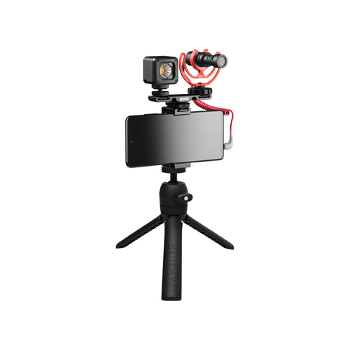 Rode Vlogger Kit Universal Filmmaking Kit for Mobile Phones Online Buy Mumbai India 01 1