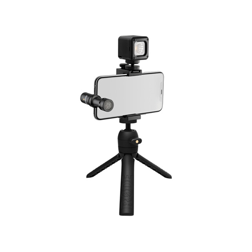 Rode Vlogger Kit iOS Edition Filmmaking Kit for iOS Devices Online Buy Mumbai India 01