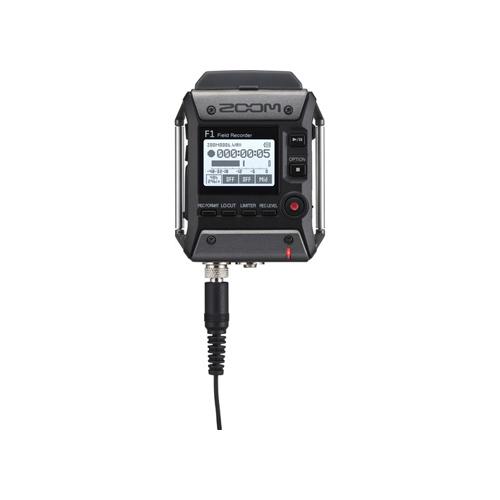 Zoom F1 LP 2 Input 2 Track Portable Field Recorder Online Buy Mumbai India 02