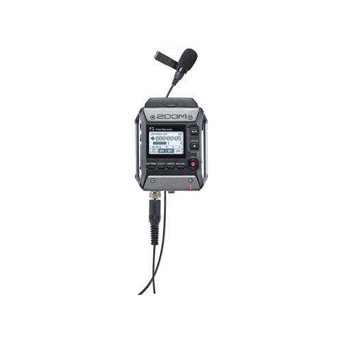 Zoom F1 LP 2 Input 2 Track Portable Field Recorder Online Buy Mumbai India 03