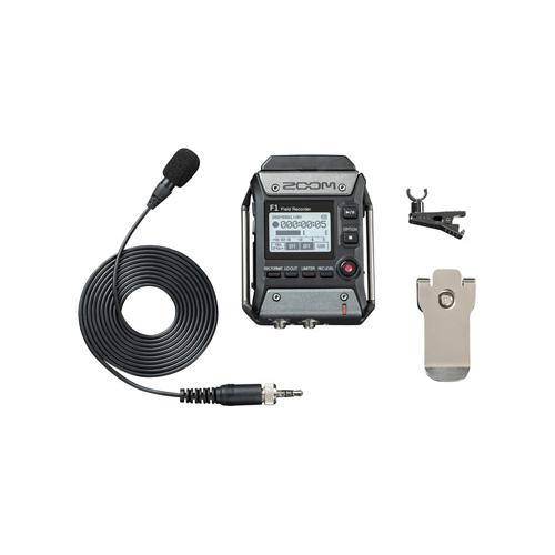 Zoom F1 LP 2 Input 2 Track Portable Field Recorder Online Buy Mumbai India 04