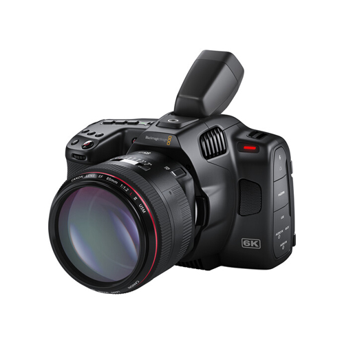 Blackmagic Design Pocket Cinema Camera 6K Pro Canon EF Online Buy Mumbai India 03