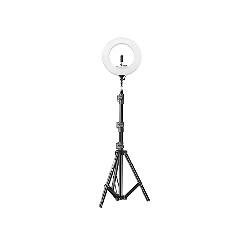 Digitek DRL 18H C Professional 18 LED Ring Light with 6 ft Stand Online Buy Mumbai India 01