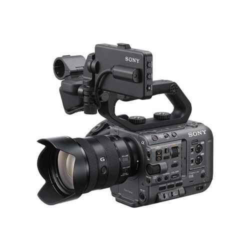 Sony FX6 Full Frame Cinema Camera Body Only Online Buy Mumbai India 03
