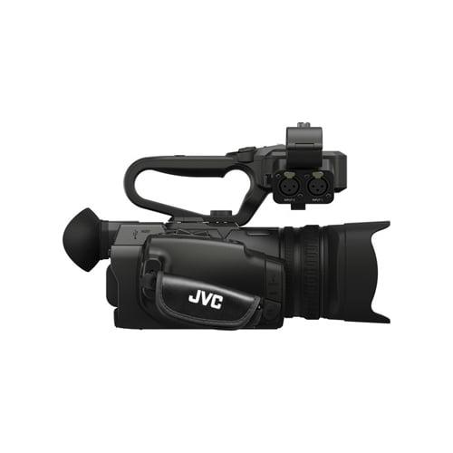 JVC GY HM250 UHD 4K Streaming Camcorder Online Buy Mumbai India 01
