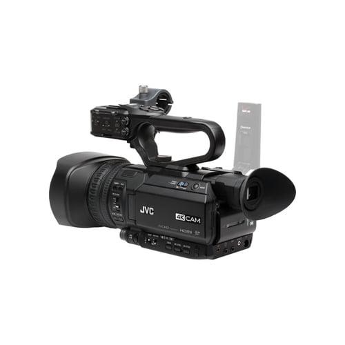 JVC GY HM250 UHD 4K Streaming Camcorder Online Buy Mumbai India 02