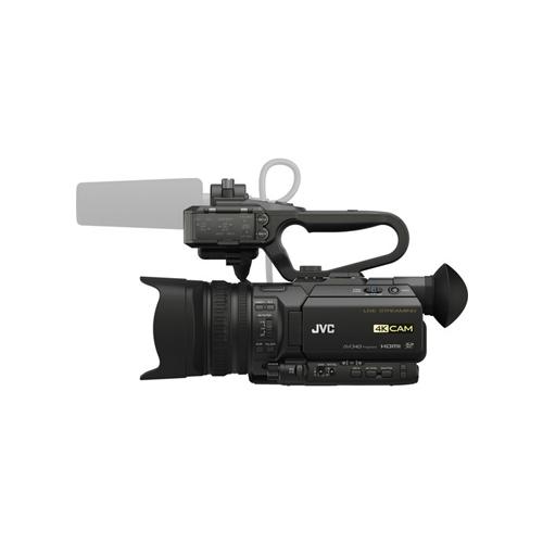 JVC GY HM250 UHD 4K Streaming Camcorder Online Buy Mumbai India 03