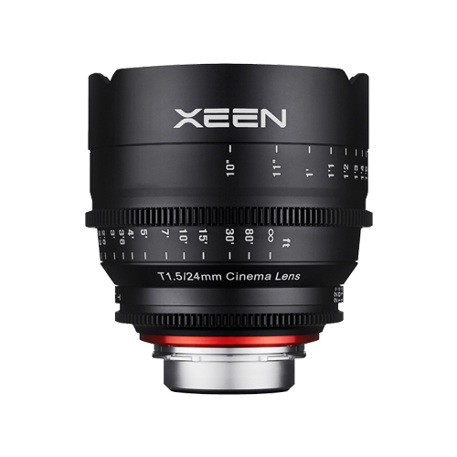 Samyang Xeen 24mm T1.5 Lens Canon EF Mount Online Buy Mumbai India