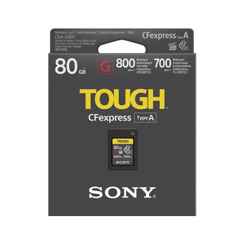 Sony 80GB CFexpress Type A TOUGH Memory Card Online Buy Mumbai India 02