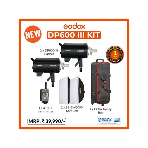 Godox DP600III Flash Head Kit Online Buy Mumbai India 01
