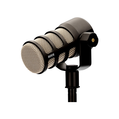 Rode PodMic Dynamic Podcasting Microphone Online Buy Mumbai India 02