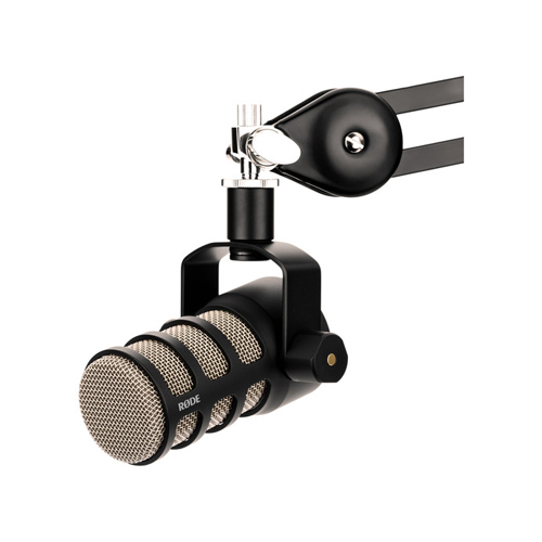Rode PodMic Dynamic Podcasting Microphone Online Buy Mumbai India 03