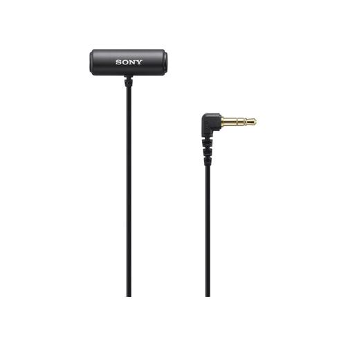 Sony ECM LV1 Compact Stereo Lavalier Microphone Online Buy Mumbai India