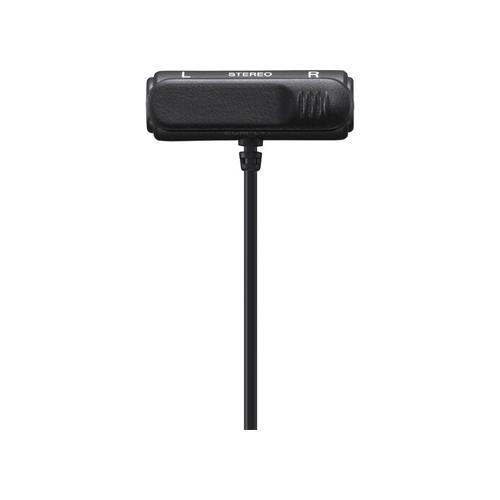 Sony ECM LV1 Compact Stereo Lavalier Microphone Online Buy Mumbai India 03