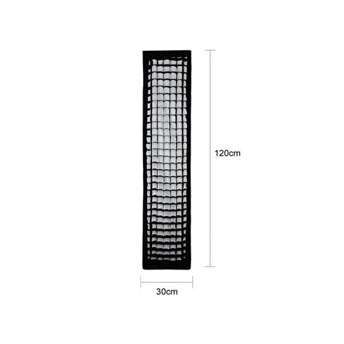 Godox SB FW30120 Softbox Grid 30x120cm Strip Online Buy Mumbai India 2