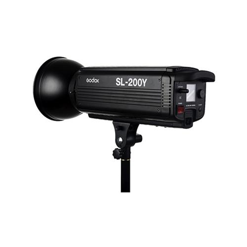 Godox SL 200Y SL Series LED Yellow Video Light Online Buy Mumbai India 3