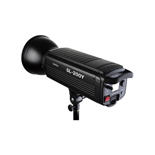 Godox SL 200Y SL Series LED Yellow Video Light Online Buy Mumbai India 4