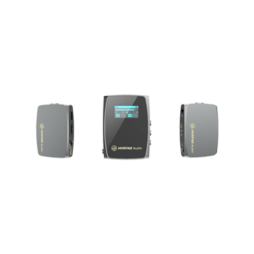 Mirfak Audio WE10 Pro Compact Wireless Microphone System Online Buy Mumbai India