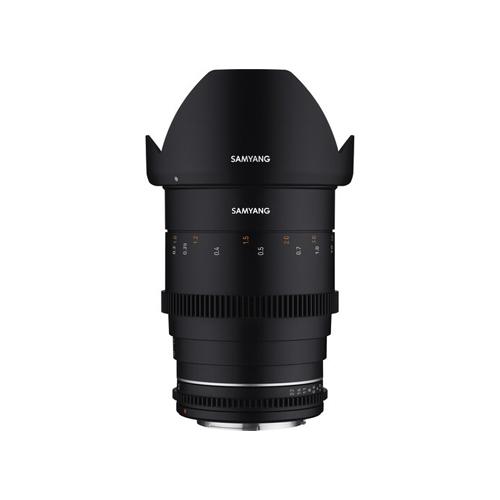 Samyang 35mm T1.5 VDSLR MK2 Cine Lens For Canon EF Online Buy Mumbai India 1