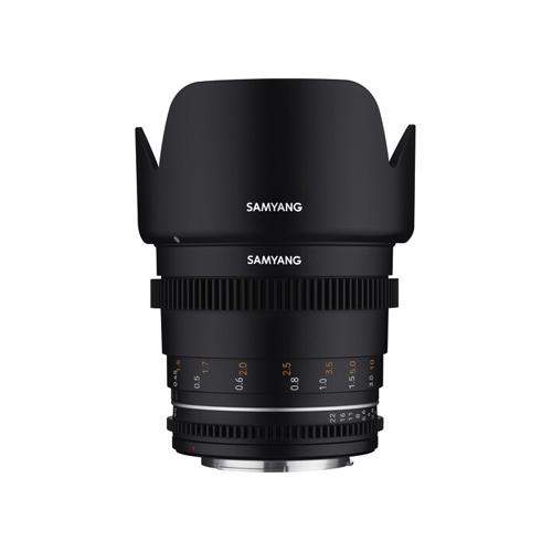 Samyang 50mm T1.5 VDSLR MK2 Cine Lens for Canon EF Online Buy Mumbai India 1