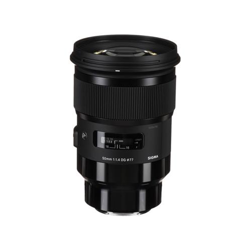 Sigma 50mm f1.4 DG HSM Art Lens for Sony E Online Buy Mumbai India 1