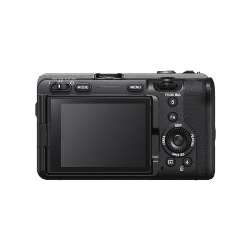 Sony FX3 Full Frame Cinema Camera Online Buy Mumbai India 04