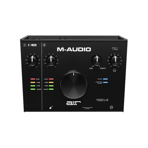 M Audio AIR 1924 Desktop 2x2 USB Type C Audio Interface Online Buy Mumbai India 1
