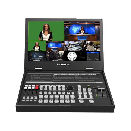 AVMatrix PVS0615U Portable 6 Channel Switcher Online Buy Mumbai India 1