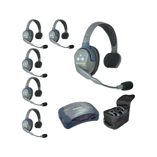 Eartec HUB6S UltraLITE 6 Person HUB Intercom System Online Buy Mumbai India 1