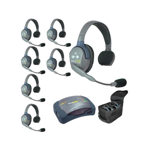 Eartec HUB7S UltraLITE 7 Person HUB Intercom System Online Buy Mumbai India
