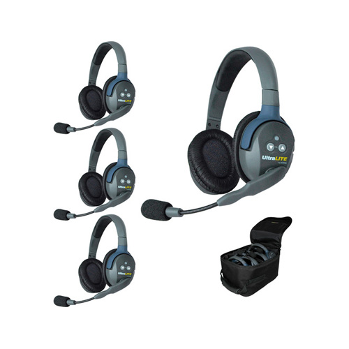 Eartec UL4D UltraLITE 4 Person Headset System Online Buy Mumbai India 1